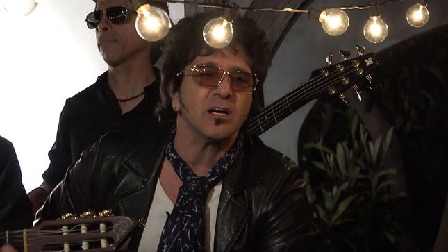 GREAT WHITE Frontman / XYZ Founder TERRY ILOUS To Release Gypsy Dreams Album Featuring LED ZEPPELIN, BLACK SABBATH, RAINBOW, DEF LEPPARD Covers; Video Trailer Streaming