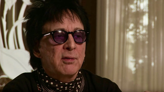 "Original KISS Drummer PETER CRISS On What's Next After His ""Live"" Retirement - ""I Have An Album I've Been Sitting On For Nine Years Now, And I Want To Finish That Properly"""