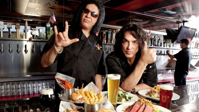 KISS – PAUL STANLEY, GENE SIMMONS To Host Veterans Fundraiser In Orlando