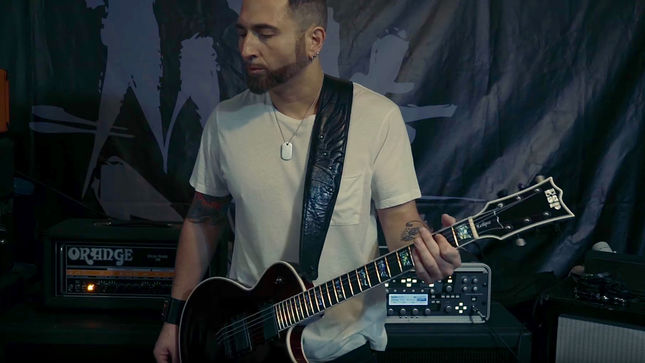 "MONTE PITTMAN Launches Music Video For ""Obliterated"" Featuring RICHARD CHRISTY And BILLY SHEEHAN"