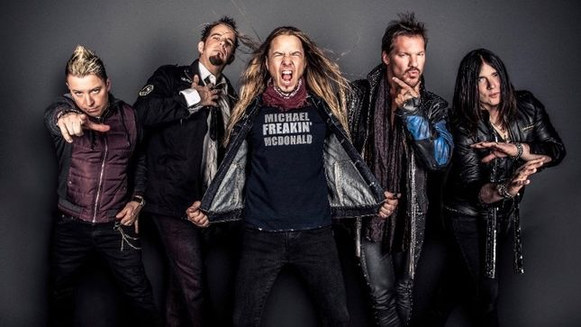 FOZZY To Embark On US Tour In May; KYNG, SONS OF TEXAS To Support