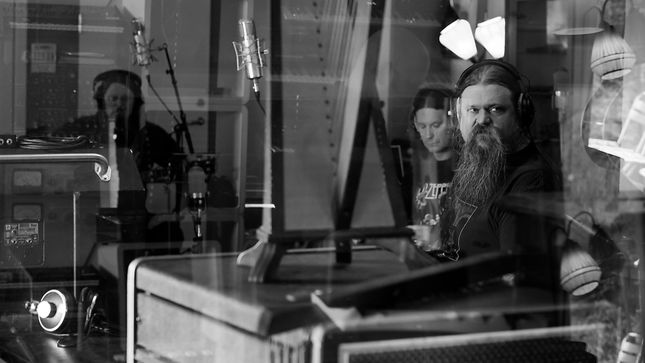 ENSLAVED Hit The Studio To Record 14th Full-Length Album