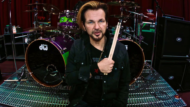 POISON Drummer RIKKI ROCKETT's Text2Give Campaign Supports Immunotherapy At UC San Diego Health