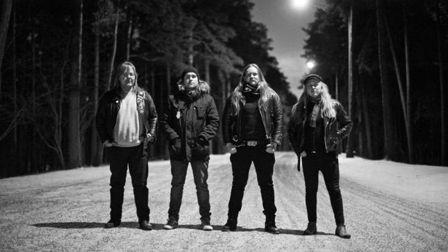 "Finland's LEGIONNAIRE To Release Debut Album In May; ""Black Harbinger"" Lyric Video Posted"