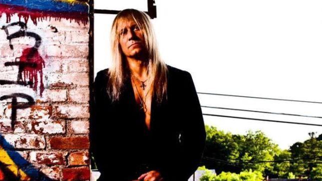 CHRIS CAFFERY Reveals Potential Song Titles For Upcoming Solo Album