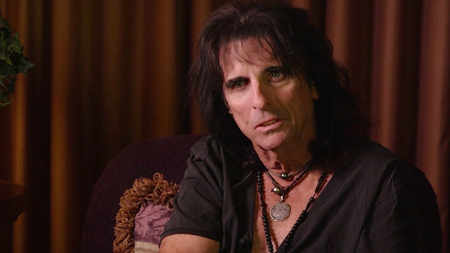Hired Gun Documentary Featuring ALICE COOPER, ROB ZOMBIE, RUDY SARZO, JASON NEWSTED, KISS' ERIC SINGER, JASON HOOK And More Gets One-Night Screening Event From Fathom