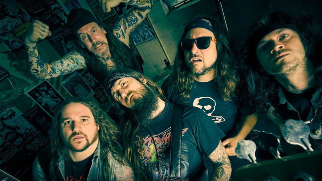 MUNICIPAL WASTE Announce Three East Coast Shows With NAILS