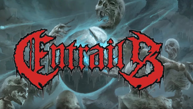 "ENTRAILS Release Exclusive Digital Single ""Death Is The Right Path"""