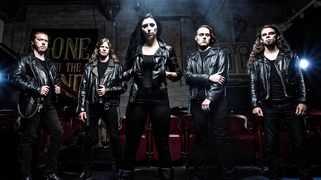 UNLEASH THE ARCHERS Announce North American Tour; STRIKER, HELION PRIME To Support