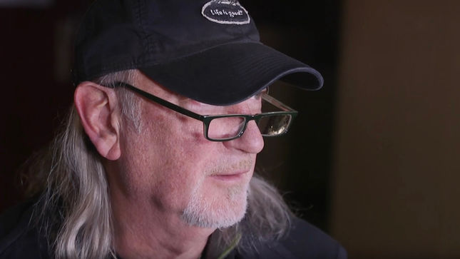 "DEEP PURPLE Bassist ROGER GLOVER - ""The First Album I Bought Was CHUCK BERRY… Opened My Mind To The Possibilities Of Lyrics And Rock""; inFinite ""About The Band"" Video Part 3 Streaming"