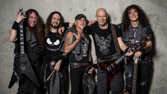 "ACCEPT Release ""The Rise Of Chaos"" Digital Single; New Album Tracklisting Revealed"