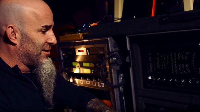 ANTHRAX Guitarist SCOTT IAN - Fret12 Rig Tour Video Streaming