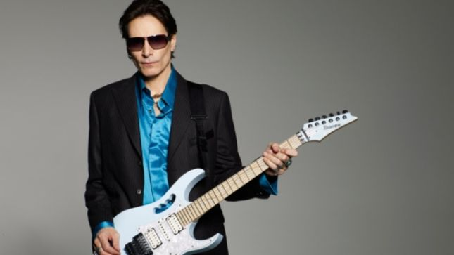 STEVE VAI - Modern Primitive Album To Receive Official Stand-Alone Release In July 2017