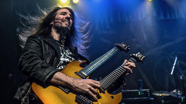 "RON ""BUMBLEFOOT"" THAL Signs With EMP Label Group; Little Brother Is Watching CD / 2LP Re-Release Due In August"