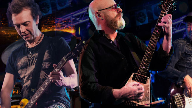 WISHBONE ASH Welcome New Guitarist MARK ABRAHAMS