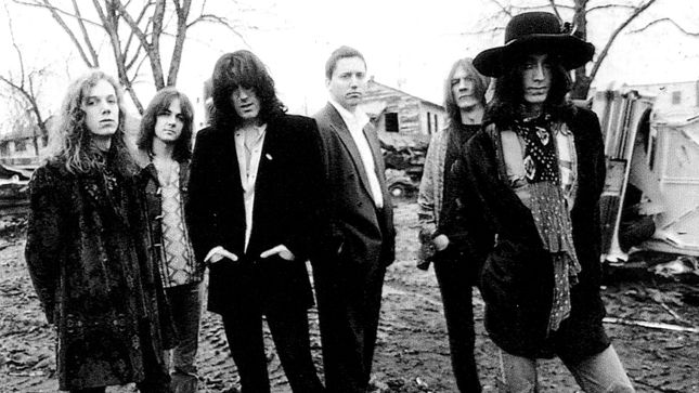 THE BLACK CROWES Celebrate 25th Anniversary Of The ...