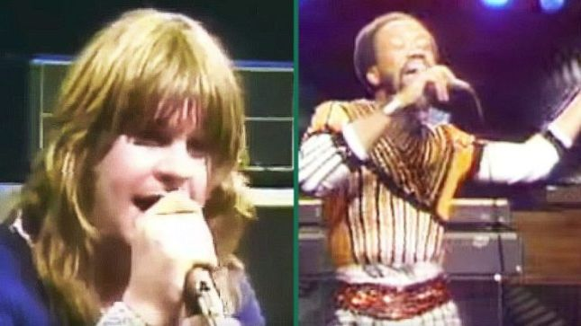 "OZZY OSBOURNE Classic ""Crazy Train"" Gets EARTH, WIND & FIRE Mashup Treatment"