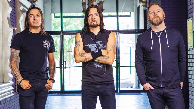 PRONG - Zero Days Album Details Revealed; Summer Tour Dates Announced