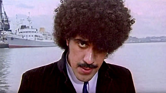Search On For Actor To Play Late THIN LIZZY Singer PHIL LYNOTT In Biopic