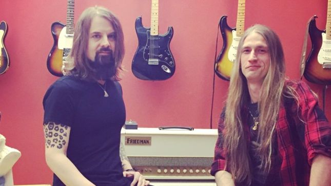 ICARUS WITCH Talk Inspiration For New Album, Reveal Title; Video Teaser Available