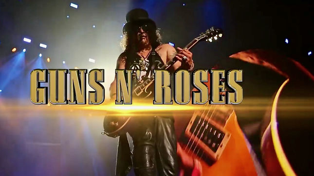 Guns N Roses New North American Tour Dates Announced Support On Select Dates Include Zz Top
