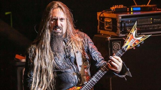 I AM MORBID Guitarist IRA BLACK Detained By Polish Paramilitary Police Unit