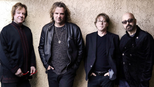 WORLD TRADE Featuring Singer BILLY SHERWOOD To Release Unify Album In August