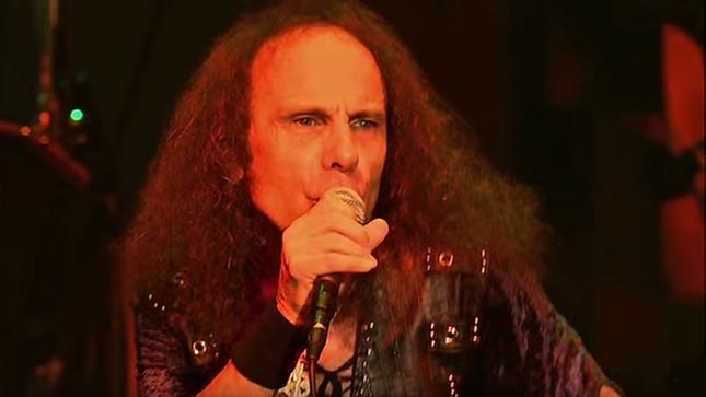RONNIE JAMES DIO - Third Annual Ride For Ronnie Motorcycle Rally And Concert Raises $40,000 For Stand Up And Shout Cancer Fund