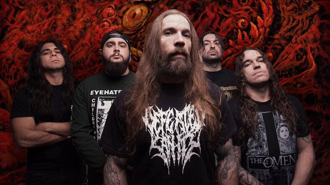 "BROKEN HOPE Premiere 360° Video For ""The Meek Shall Inherit Shit"""