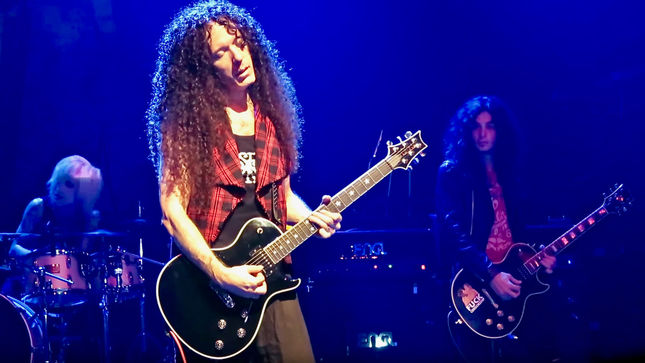 "MARTY FRIEDMAN Streaming New Track ""Whiteworm"""
