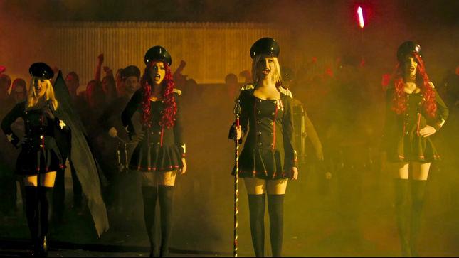 "ESKIMO CALLBOY Debut ""The Scene"" Music Video"