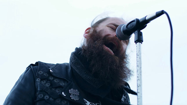 "SÓLSTAFIR Debut ""Silfur-Refur"" Music Video"