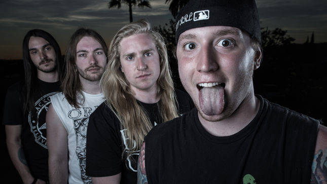 "RINGS OF SATURN Release ""Parallel Shift"" Guitar Playthrough Video"