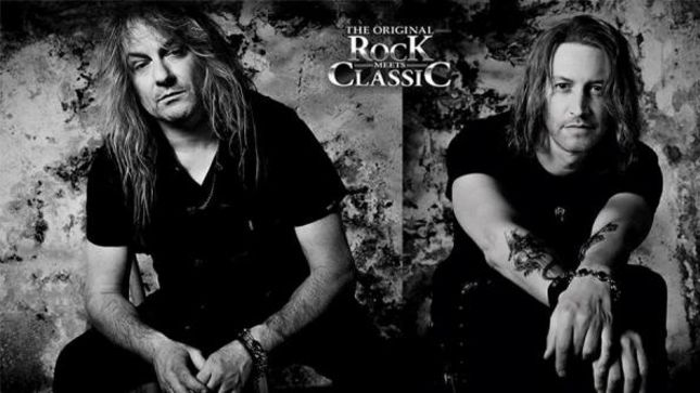 ROCK MEETS CLASSIC Confirm GOTTHARD Members LEO LEONI And NIC MAEDER For European Tour 2018