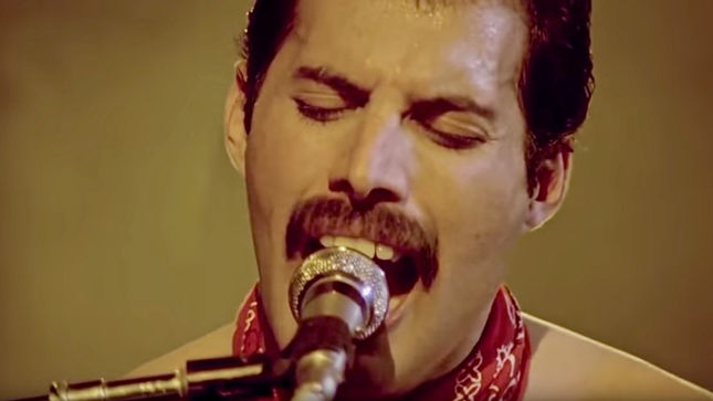 "QUEEN Release ""We Are The Champions"" Lyric Video"
