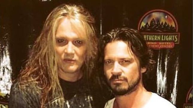 SEBASTIAN BACH Adds MISSING PERSONS Drummer ANDY SANESI To Solo Band