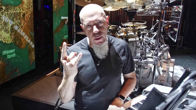 "DREAM THEATER Keyboardist JORDAN RUDESS ""Sending A Musical Prayer Out To London And The World"" (Video)"