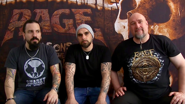 RAGE Discuss Band Chemistry In Official Video Trailer #2 For Upcoming Seasons Of The Black Album