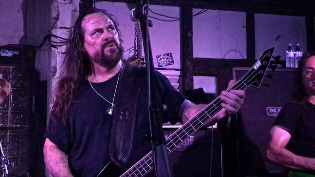 DEICIDE Close To Finishing Work On New Album