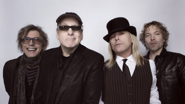 CHEAP TRICK – New Album We're All Alright Out Next Friday