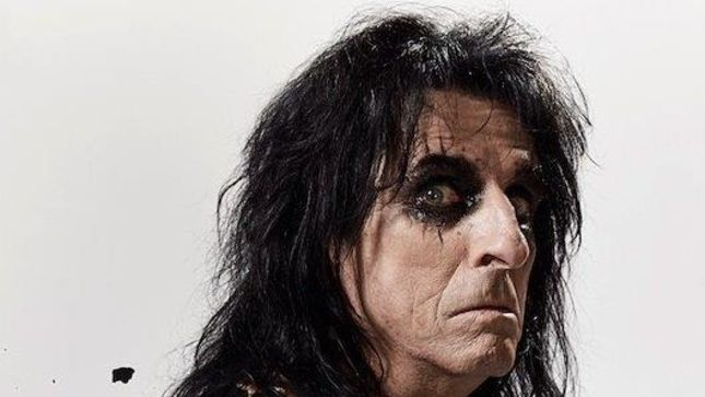 ALICE COOPER - Paranormal Tracklisting Revealed
