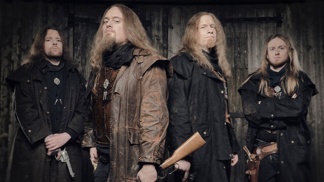 ORDEN OGAN Announce Gunmen Tour With Special Guests RHAPSODY OF FIRE