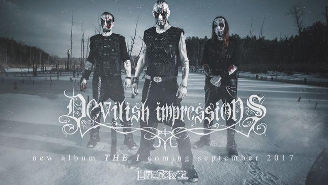 Poland's DEVILISH IMPRESSIONS Announce New Album The I
