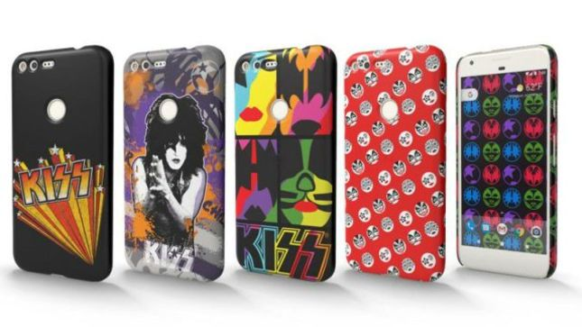KISS - Create Your Own Mobile Phone Case Design Via Live Case Artworks