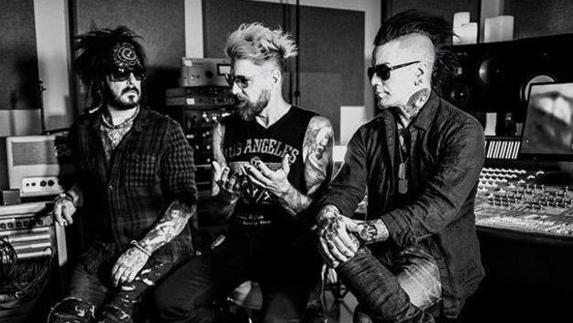 """SIXX;A.M. Unveil """"Maybe It's Time"""" Lyric Video"""