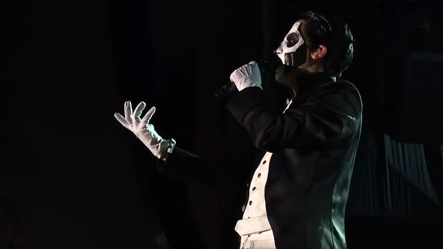 GHOST Entering The Studio In August To Record New Album
