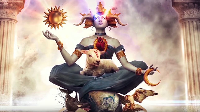 "DEVIN TOWNSEND PROJECT - ""Offer Your Light"" Lyric Video Released"
