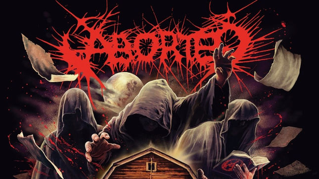 ABORTED To Release Bathos 2-Track EP In July