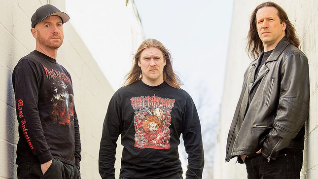 "DYING FETUS Streaming New Single ""Die With Integrity""; Tour Schedule Updated"