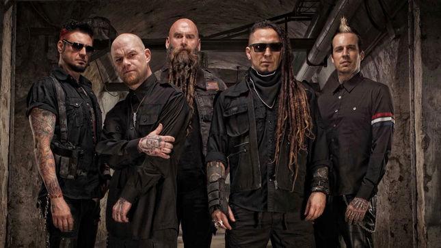 FIVE FINGER DEATH PUNCH - IVAN MOODY In Treatment For Addiction, Plans To Rejoin Band In August